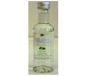Finlandia Lime 0,05l 40%