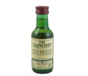 Glenlivet 12y 0,05l 40%