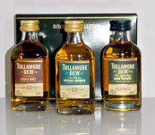 Tullamore Discovery Collection 3×0,05l 42%
