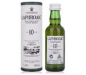 Laphroaig 10y 0,05l 40%