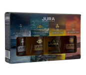Isle of Jura Collection 4 x 0,05l