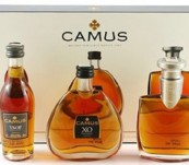 Camus Collection Elegance 3×0,05l 40%