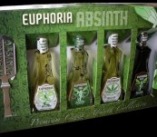 Euphoria collection 4 x 0,05l 70%