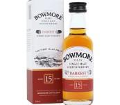 Bowmore 15y 0,05l 43%