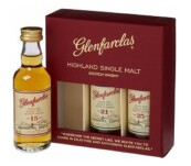 Glenfarclas collection 3 x 0,05l