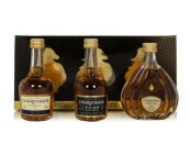 Courvoisier Collection 3×0,05l 40%